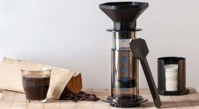 AeroPress vs Drip Coffee Maker