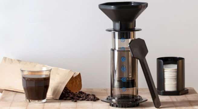 AeroPress vs Drip Coffee Maker