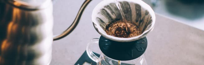 drip coffee versus pour over
