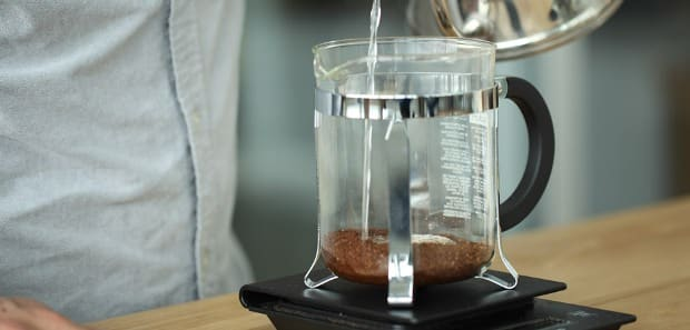 french press v hario v60