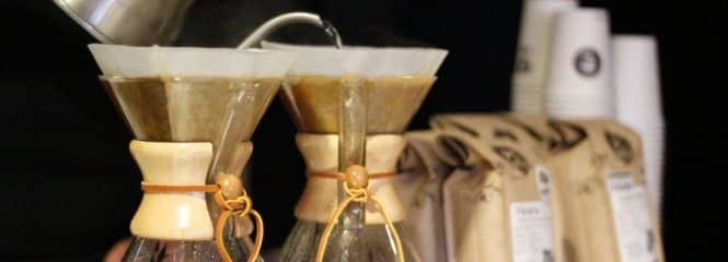 Brewing: The Chemex or the Aeropress