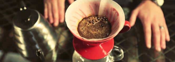The Hario V60 vs The Aeropress